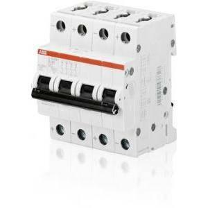 abb interruttore magnetotermico 4p 40a 10ka s 204 m-c40 2cds274001r0404 s550796