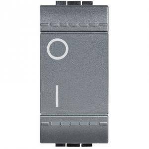 bticino livinglight international interruttore 2p 16a l4002n