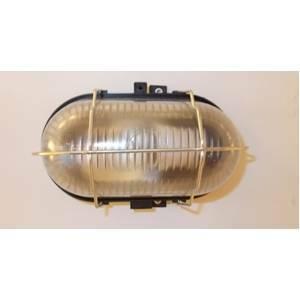 sovil plafoniera ovale con griglia 40w 128.201/06