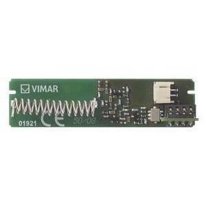 vimar vimar modulo trasmettitore rf contatti a molla 01921.1