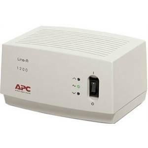 apc schneider stabilizzatore sbalzi corrente elettrica line-r 1200va le1200i0731304197935