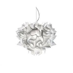 slamp slamp veli sospensione colore bianca opal vel78sos0001w_000