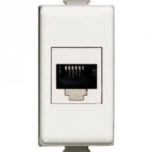 bticino matix connettore rj45 categoria 6 utp am5962c6