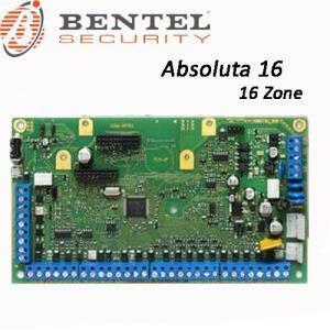 Bentel centrale d allarme 16 zone absoluta abs16 for Bentel absoluta 42 prezzo