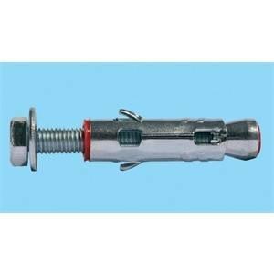gli elettrici ancoranti in acciaio 10mm m8x60 con viti confezione da 25pz 22079