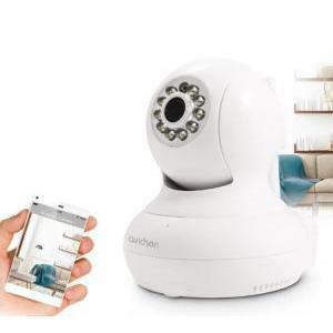 avidsen telecamera ip wifi motorizzata hd 720p 123382