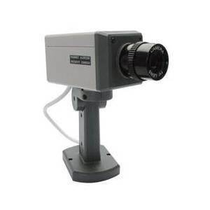 avidsen avidsen finta telecamera di videosorveglianza motorizzata da interno 123051