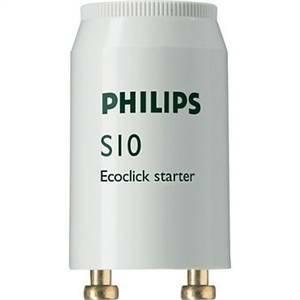 philips ecoclick starter 4/65w 240v s10