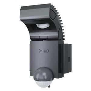 osram osram apparecchio led con sensore di presenza noxlite ledspot 8w nxlsp8ws