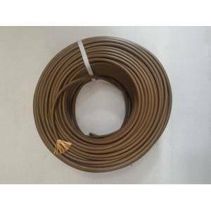 cavi al metro cavo unipolare n07v k1x10, colore  marrone sezione 10mm