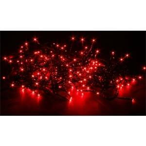giocoplast giocoplast minilucciola natalizia 8 metri per esterno 192 led rossa 14309744