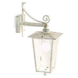 sovil lanterna livos colore bianco 1x60w rivolta verso il basso 421/26