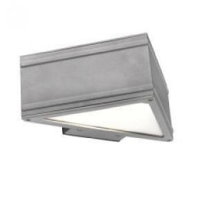 sovil sovil applique orizzontale modello three colore alluminio 483/72
