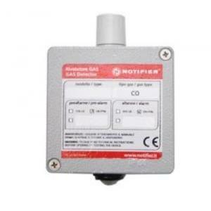notifier notifier rivelatore di metano ip 55 - uscita rele' g700c-rl