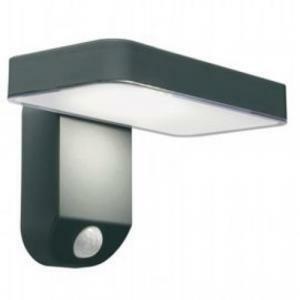 Applique Solare Led Crepuscolare Con Sensore Di Movimento 20w Luce Naturale 4000k 99169 16