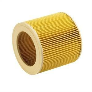 karcher filtro hepa a cartuccia 6.414-552.0 6414552