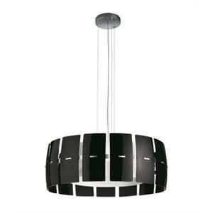 massive philips massive philips lampadario a sospensione d60 3x14w nero portio 4025232li