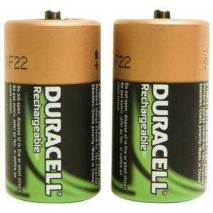 superpila supreme 2 batterie mezze torce ricaricabili rx14b2