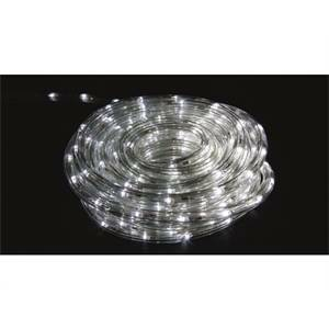 giocoplast tubo luminoso 144 led 6 metri bianco giochi luce 15410730