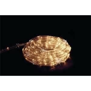 giocoplast giocoplast tubo luminoso 144 led 6 metri bianco caldo giochi luce 15410731