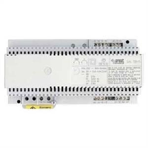 urmet alimentatore videocitofono per 4 apparecchi 38va 789/5b