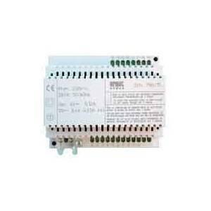 urmet alimentatore citofonico 6 moduli 4+n 28va 230v 786/15