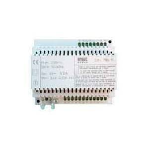 urmet urmet alimentatore citofonico 6 moduli 4+n 28va 230v 786/15