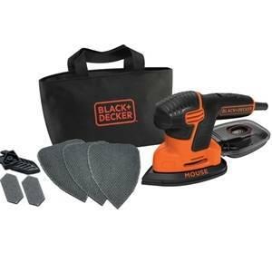 black & decker levigatrice mouse 120w 14.000 giri ka2000-qs