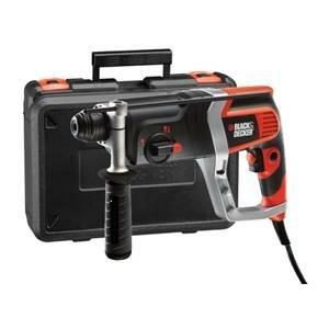black & decker martello tassellatore scalpellatore 850w sds kd990ka-qs