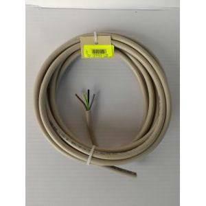 electraline 5 metri cavo fror 4x1.5, 4 conduttori da 1.5mm di sezione con giallo verde fror4gx1,5/b5