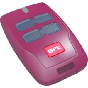 bft telecomando per cancelli mitto b rcb 04 r1 colore vineyard d111945