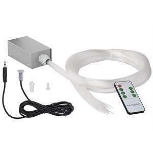 paulmann kit fibra ottica rgb cielo stellato con telecomando 922.09