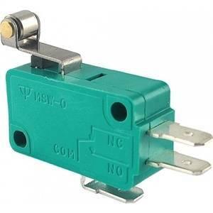 alpha elettronica interruttore microswitch 1p faston 4,8 340-006