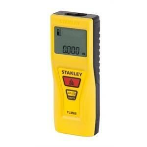 stanley misuratore laser tlm 65 lunghezza 20 mt stht1-77032