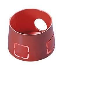 gewiss scatola tonda da incasso - conica - halogen free - diametro 65x41 gw24208