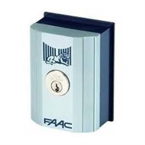 faac pulsante a chiave t10e n006 401019006