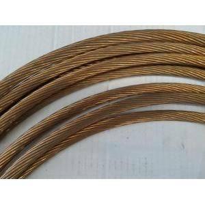 rame corda in rame da 120mm al metro rame120mm