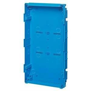 vimar scatola da incasso per centralino estetico 36 moduli v53336