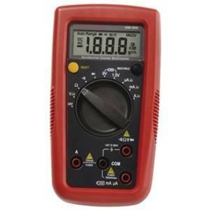 fluke multimetro digitale lcd test diodo am-500-eur