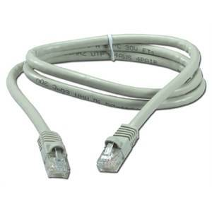 item cavo patch cord u/utp categoria 5e 1mt 50201