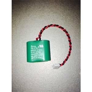 elettroservice batteria 6v 950ma per sensori di allarme ramc22 cl1078