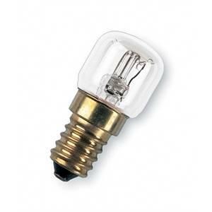 osram lampadina pera per forni 15w e14 ppt15240ebli
