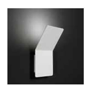 nobile illuminazione applique led 13w colore bianco in alluminio dl009/bi