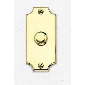 cal campanello ridotto in ottone lucido p15