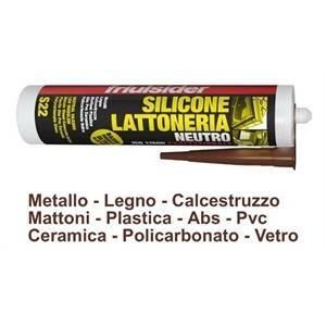 friulsider silicone lattoneria color rame 310ml s2210