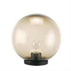 sovil testa palo sfera serie globo diametro 25 fume 410/06
