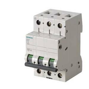 siemens interruttore magnetotermico modulare 6ka 3 poli 25a 5sl6325-7bb