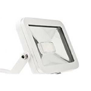 nobile illuminazione proiettore ultrapiatto led 10w 230v luce naturale colore bianco 420/4k/bi