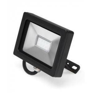 nobile illuminazione proiettore led ultrapiatto 20w 230v luce calda colore nero 421/3k