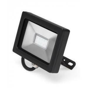 nobile illuminazione proiettore led ultrapiatto 20w 230v luce naturale nero 421/4k